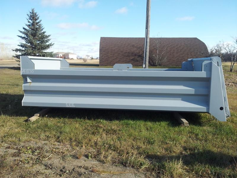 15 foot Gravel Box